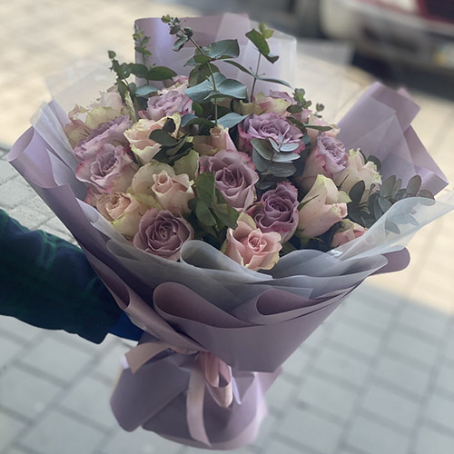 """Букет """"Прима троянда"""""""